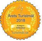 Årets turistmål 2018 - Kategori: Ställplatser