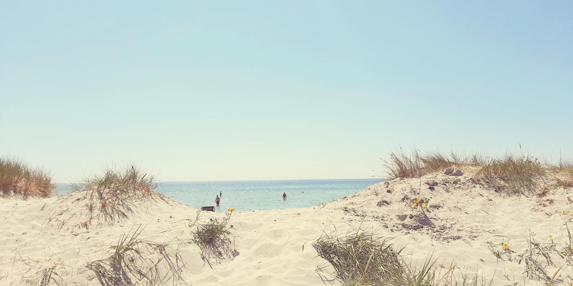 Stranden på Falsterbo Resort